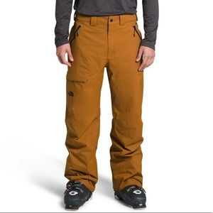 The North Face Hyvent cargo snow pants